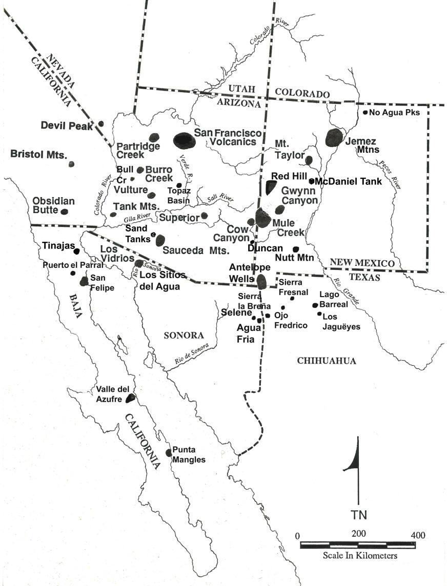 Map Of Just Arizona.Swobsrcs